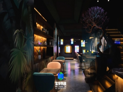 VR of interior,made by Unreal Engine