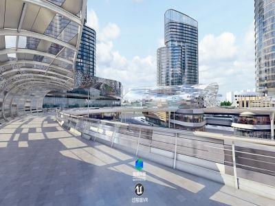 室外虚拟现实vr exterior,made by unreal engine