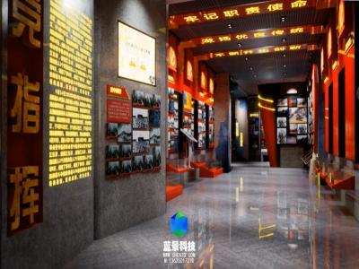 党建vr虚拟展厅 ue4制作