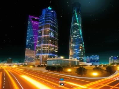 上海城市vr 虚拟现实 虚拟样板房