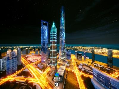 上海虚拟现实 vr 虚幻引擎制作